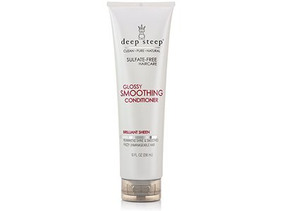 Deep Steep Conditioner Glossy Smoothing, 10 Ounce