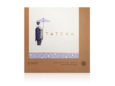 Tatcha Original Aburatorigami Japanese Beauty Papers