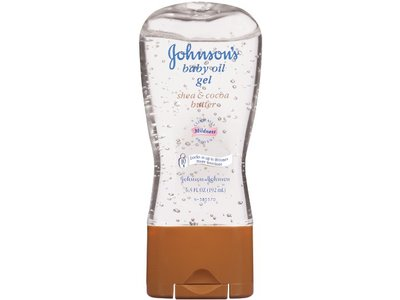 Johnson's Baby Oil Gel, Shea & Cocoa Butter, Johnson & Johnson (duplicate to 21343) - Image 1