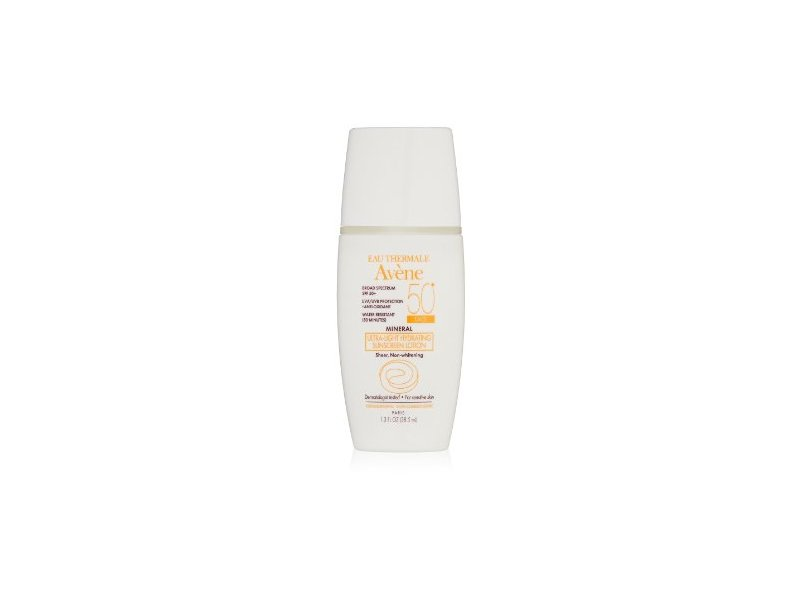 Avene Eau Thermale Mineral Ultra Light Hydrating Sunscreen