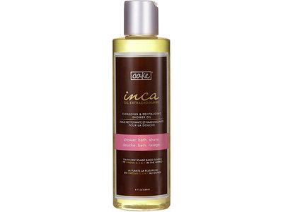Cake Beauty Inca Cleansing & Revitalizing Shower Oil
