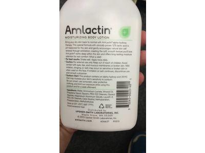 AmLactin Moisturizing Body Lotion, 14.1 fl oz - Image 7