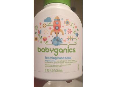 BabyGanics Hand Soap UNSC - Image 6
