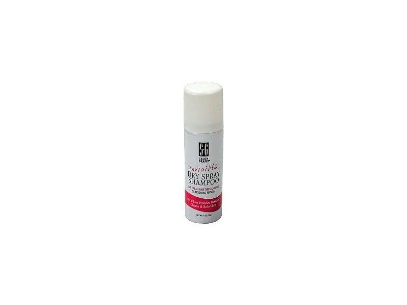 Salon Grafix Invisible Dry Spray Shampoo Case Pack 12