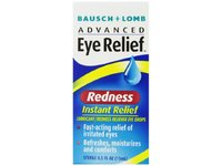 Bausch & Lomb Advanced Eye Relief Instant Redness Reliever - Image 2