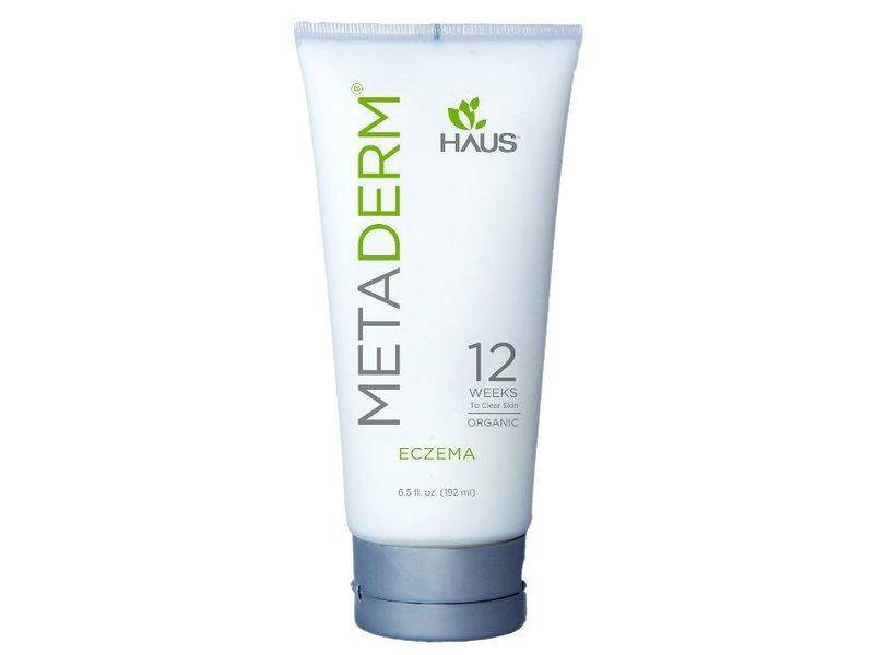 MetaDerm Organic Eczema Moisturizing Cream 6.5 oz
