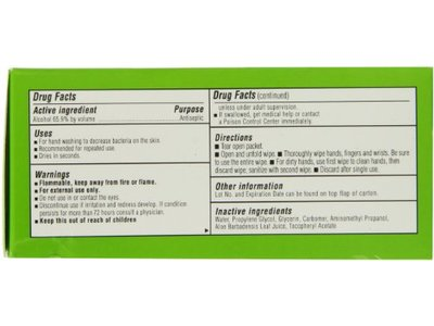 Sani-Hands Kids Instant Hand Sanitizer Wipes, 24 Count - Image 7