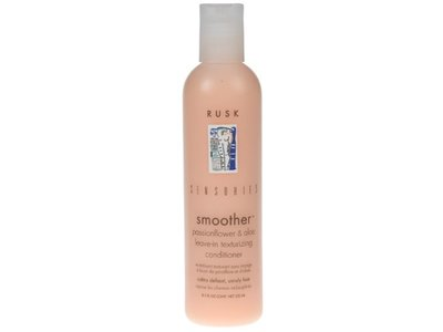 Rusk Sensories Smoother Passionflower & Aloe Leave-in Texturizing Conditioner