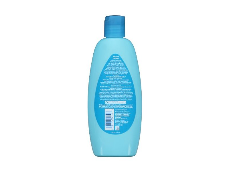 Johnson's Baby No More Tangles Shampoo, johnson & johnson