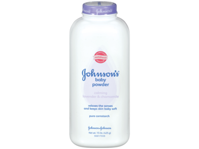 Johnson's Baby Powder Calming Lavender & Chamomile, Johnson & Johnson - Image 1