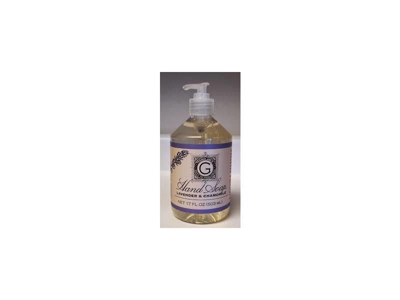 Trader Joe's Lavender & Chamomile Hand Soap