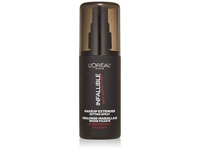 L'Oreal Paris Cosmetics Infallible Pro-Spray and Makeup Extender, Setting Spray