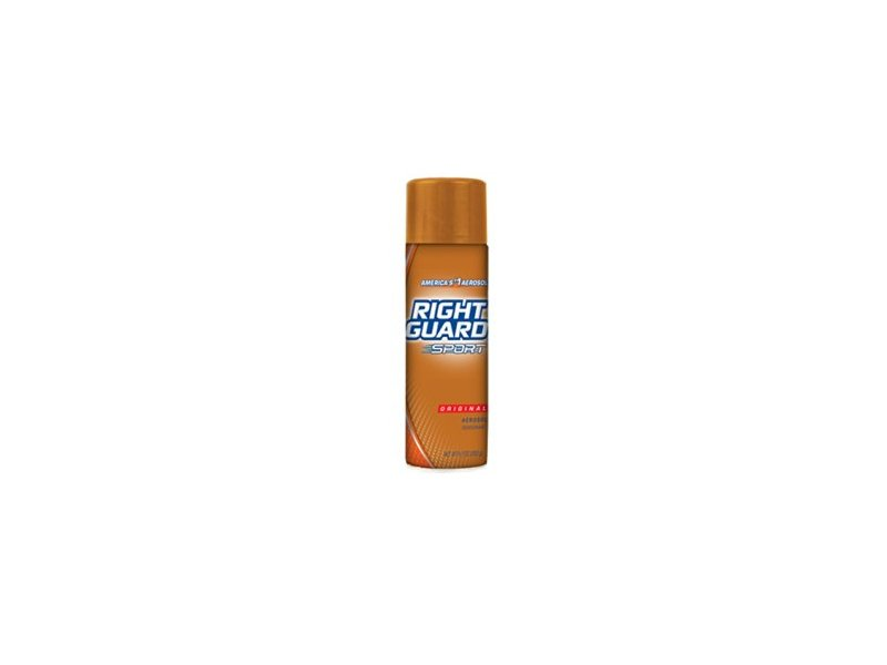 Right Guard Deodorant Aerosol Spray, Original, 8.5 ounce