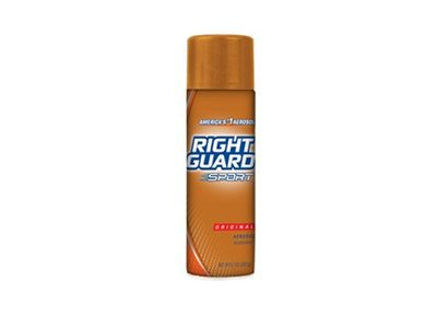 Right Guard Deodorant Aerosol Spray, Original, 8.5 ounce