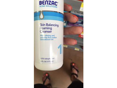 Benzac Skin Balancing Foaming Cleanser, 6 Ounce - Image 10