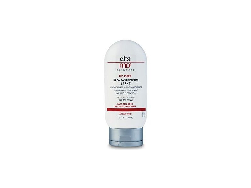 EltaMD UV Pure Broad-Spectrum, SPF47, 4 oz