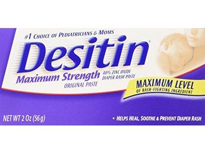 Desitin Diaper Rash Cream - 2 oz -