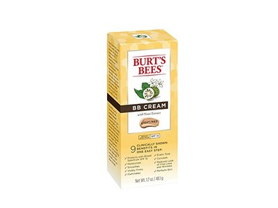 Burt's Bees BB Cream with SPF 15, Light / Medium, 1.7 ounces - Image 4