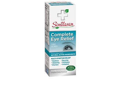 Similasan Complete Eye Relief, 0.33 Fluid Ounce