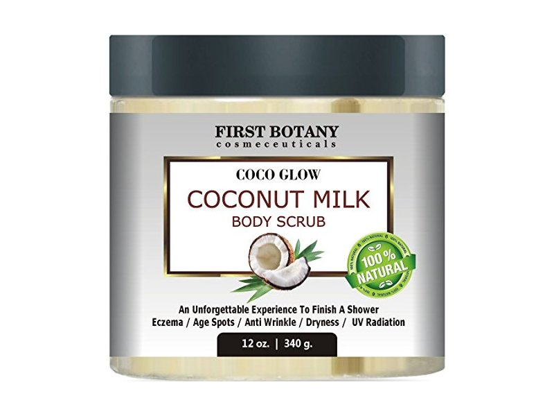 First Botany Cosmeceuticals Coconut Milk Body Scrub