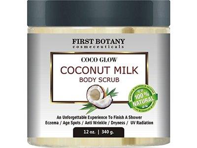 First Botany Cosmeceuticals Coconut Milk Body Scrub