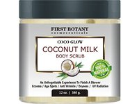 First Botany Cosmeceuticals Coconut Milk Body Scrub - Image 2