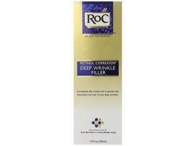 ROC Retinol Correxion Deep Wrinkle Filler, Johnson & Johnson