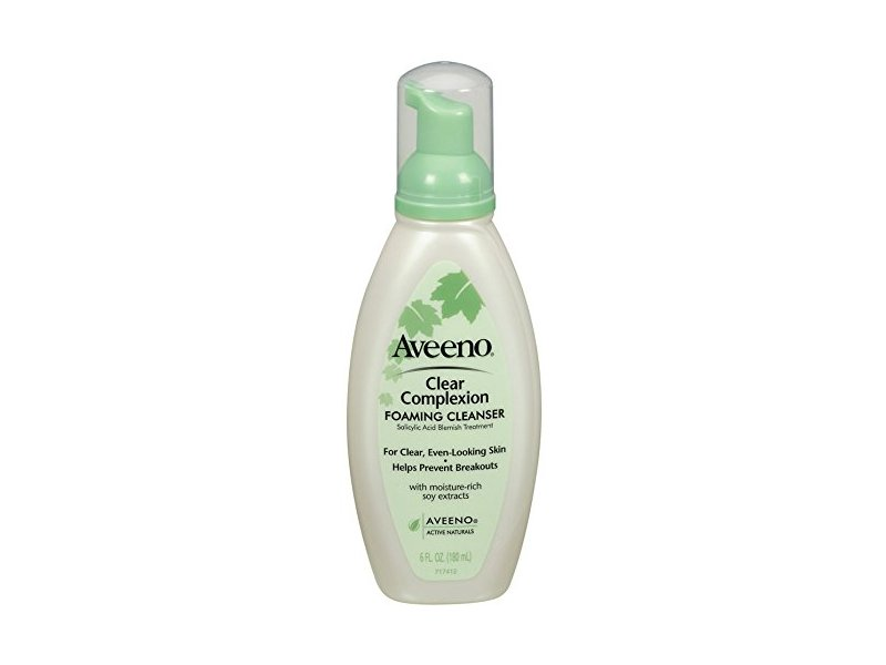 Aveeno Clear Complexion Foaming Cleanser, Johnson & Johnson