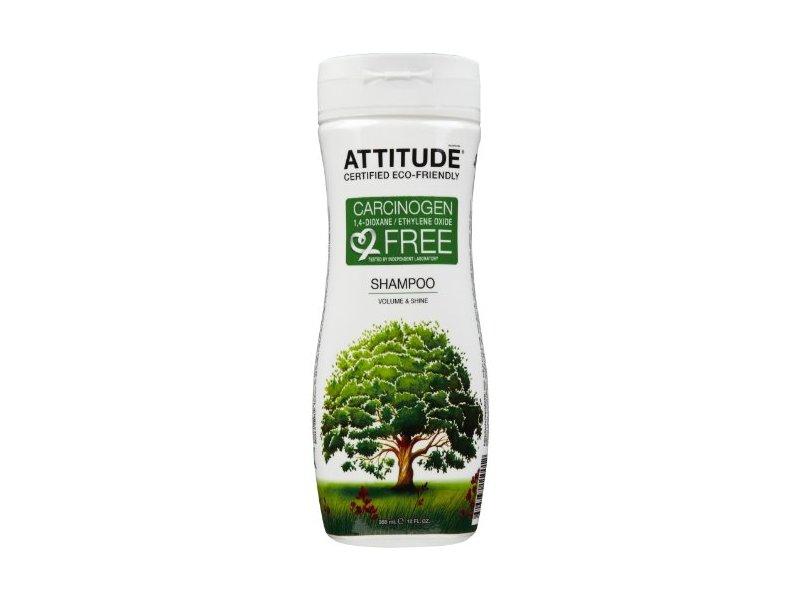 ATTITUDE Volume and Shine Shampoo, 12 Fluid Ounce