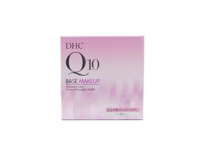 DHC Q10 Base Makeup Pressed Powder Refill - Image 1