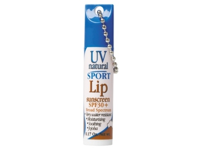 UV Natural International Pty Ltd UVNatural Sport Lip Sunscreen, SPF 30+ - Image 1