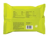 Neutrogena Naturals Purifying Makeup Remover Cleansing Towelettes, 25 Count - Image 3