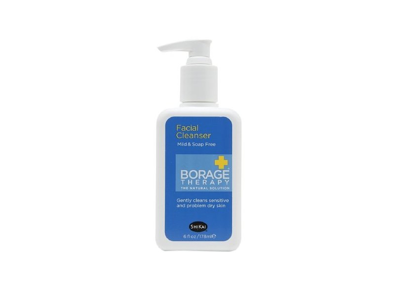 ShiKai Borage Dry Skin Therapy Facial Cleanser