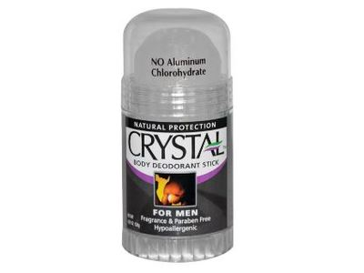 Crystal Body Deodorant Stick for Men, French Transit, ltd. - Image 1
