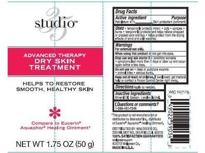 Studio 35 Beauty Advanced Therapy Dry Skin Treatment, 14 oz