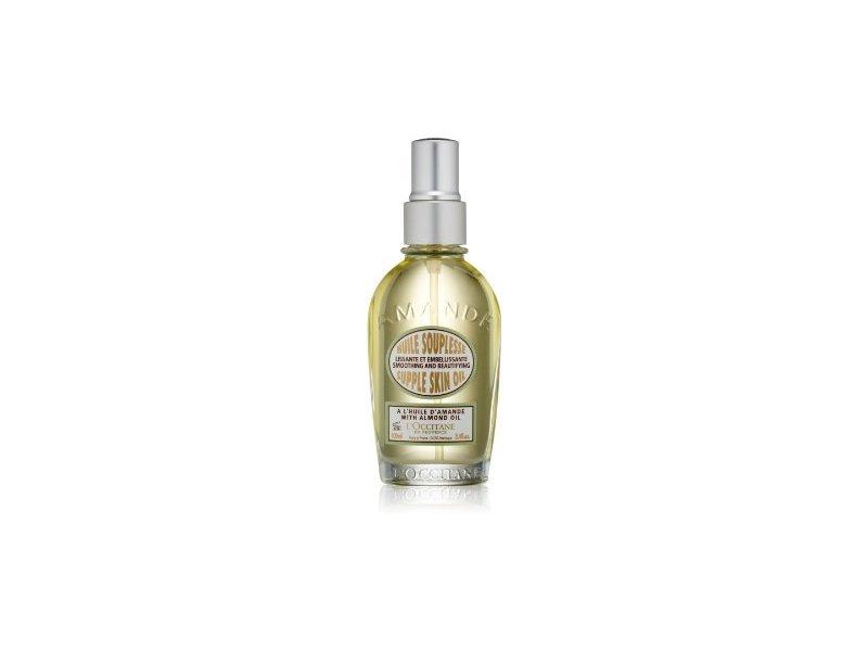 L'Occitane Supple Skin Oil with Almond Oil, 0.5 fl oz