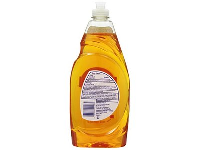 Dawn Ultra Antibacterial Hand Soap/Dishwashing Liquid, Orange Scent, 24 fl oz - Image 5