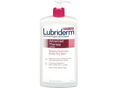 Lubriderm Advanced Therapy Lotion, johnson & johnson - Image 1
