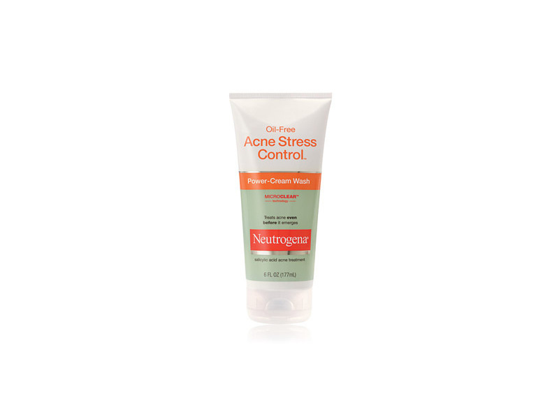 Neutrogena Oil-free Acne Stress Control Power-cream Wash, Johnson & Johnson