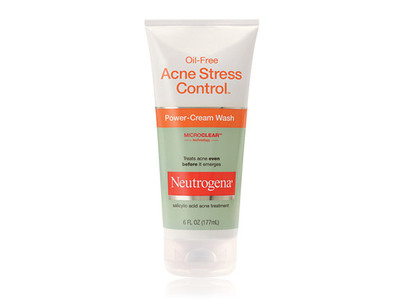 Neutrogena Oil-free Acne Stress Control Power-cream Wash, Johnson & Johnson - Image 1