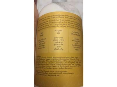 SheaMoisture Raw Shea Butter Restorative Conditioner, 379 ml - Image 4