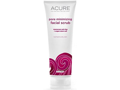 Acure Pore Minimizing Facial Scrub, 4 fl oz
