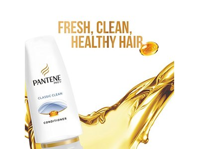 Pantene Pro-v Classic Care Conditioner, Procter & Gamble - Image 4