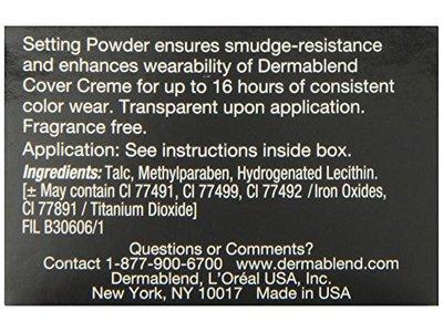 Dermablend Loose Setting Powder, Original, 1 oz - Image 9