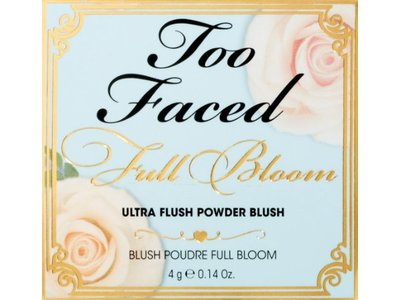 Too Faced Cosmetics Full Bloom Ultra Flush Blush - Image 3