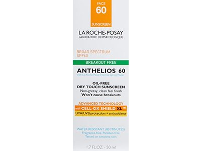 La Roche-Posay Anthelios Clear Skin Dry Touch Sunscreen, SPF 60, 1.7 fl. oz. - Image 5