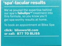 bliss Fabulips Sugar Lip Scrub, 0.5 oz. - Image 7