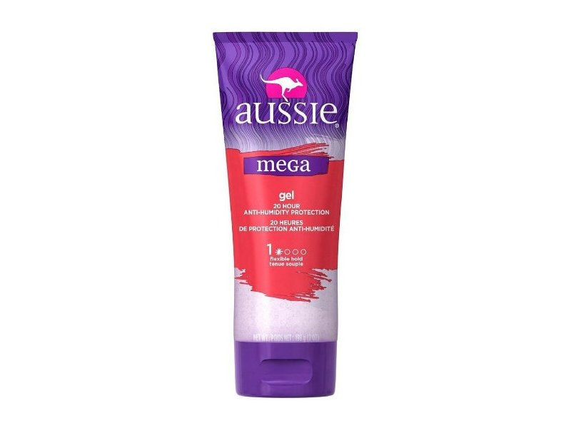 Aussie Sydney Smooth Tizz No Frizz Gel, Procter & Gamble