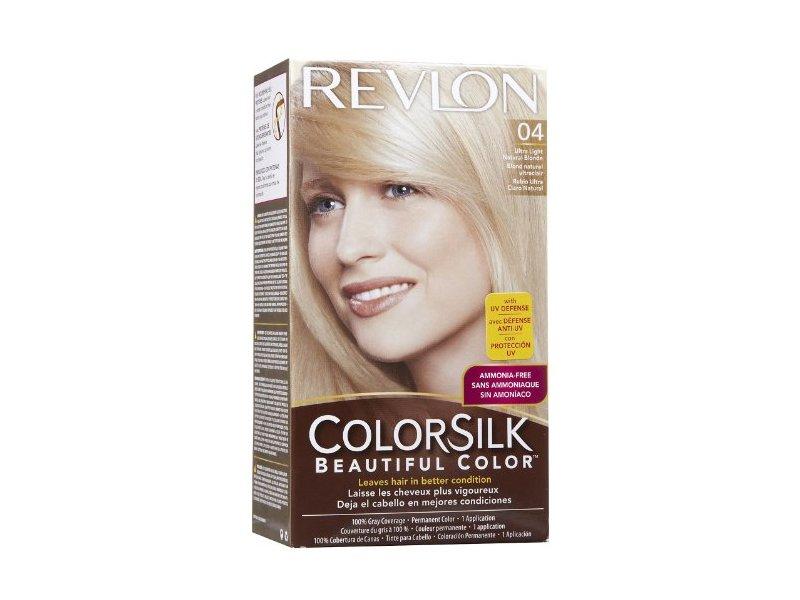 Revlon Colorsilk Permanent Ammonia Free Hair Colour  Dye