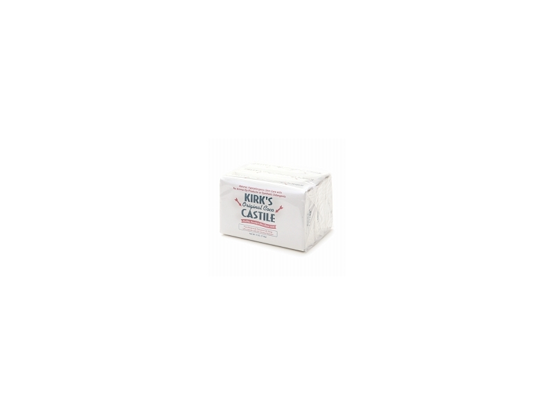 Kirk's Original Coco Castile Bar Soap, Original, 3 ea